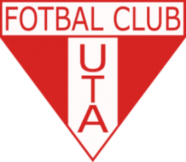 UTA, acronim de la fosta Uzina Textilă Arad, (nume actual: F.C. UTA Arad), supranumită Bătrâna Doamnă a fotbalului românesc, este una dintre cele mai titrate echipe de fotbal din România. Câștigătoare de șase ori a Campionatului și de două ori a Cupei României, deține cele mai multe titluri dintre echipele de fotbal din provincie -  foto: ro.wikipedia.org