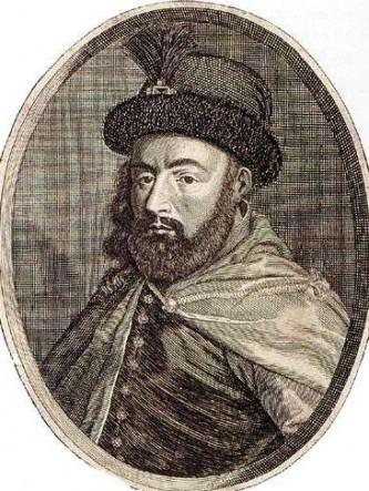 Gheorghe Rákóczi al II-lea (în maghiară II. György Rákóczi) (n. 30 ianuarie 1621, Sárospatak - d. 6 iunie 1660, Oradea) a fost principe al Transilvaniei între 1648-1660. A fost fiul lui Gheorghe Rákóczi I și al Suzanei Lorántffy. A fost ales principe al Transilvaniei la 19 februarie 1642, în timpul vieții tatălui sau. La 3 februarie 1643 s-a căsătorit cu Sofia Báthory de Șimleu. La urcarea pe tron (octombrie 1648), și-a exprimat ambițiile asupra tronului Poloniei. În vederea acestui obiectiv, s-a aliat cu cazacii conduși de Bogdan Hmelnițki și cu domnii Moldovei și Țării Românești, Vasile Lupu și Matei Basarab. În 1657, aliat cu Carol X Gustav al Suediei, a condus o armată de 40.000 soldați împotriva regelui polonez Ioan II Cazimir, în a treia parte al celui de-al Doilea Război Nordic (1655-1660). A cucerit Cracovia și a intrat în Varșovia, dar alianța cu suedezii căzând, planurile sale s-au prăbușit. În iulie 1657, a fost înfrânt de polonezi în bătălia de la Czarny Ostrów, dar a fost lăsat să se întoarcă în Transilvania. Aici, la 3 noiembrie 1657, Dieta Transilvaniei, la cererea Sublimei Porți, l-a detronat, din cauză că a purtat un război neautorizat de sultan, dar în ianuarie 1658 a fost reinstalat ca principe al Transilvaniei de Dieta reunită la Mediaș. A fost iarăși revocat de turci, apoi din nou instalat de Dietă. Atunci, turcii au invadat Transilvania și l-au învins în bătălia de la Gilău (mai 1660). A fugit la Oradea, unde a murit din cauza rănilor suferite în luptă - foto: ro.wikipedia.org