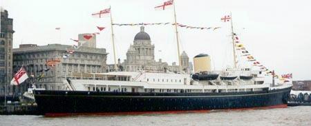 HMY Britannia - foto: ro.wikipedia.org