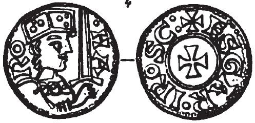 Harald al III-lea Hen (1040 - 17 aprilie 1080) a fost regele Danemarcei din 1074 până în 1080. Harald al III-lea a fost fiul nelegitim al regelui Svend al II-lea al Danemarcei și a contestat coroana cu unii dintre frații săi. El a fost un conducător pașnic care a inițiat o serie de reforme. Harald a fost căsătorit cu verișoara sa, Margareta Hasbjörnsdatter, dar nu a avut nici un moștenitor și a fost urmat de fratele său, Knut al IV-lea al Danemarcei. Patru dintre frații săi vitregi au fost, la rândul lor, încoronati regi ai Danemarcei - foto: ro.wikipedia.org