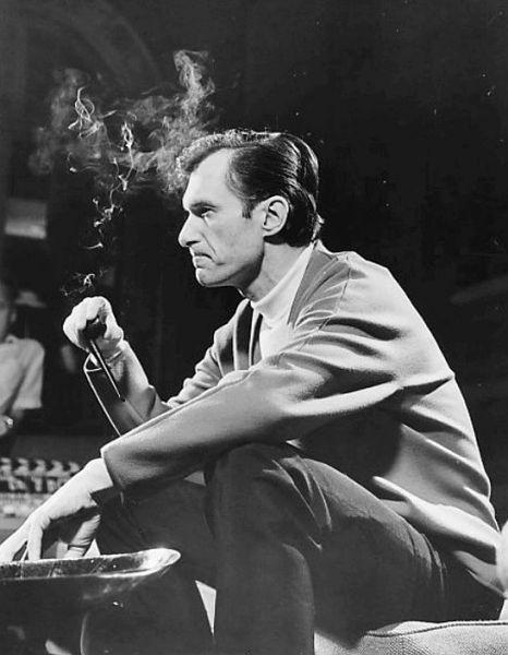 Hugh Marston Hefner (n. 9 aprilie 1926) este un publicist american, fondator și director de creație al Playboy Enterprises - foto: en.wikipedia.org