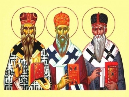 Sfinţii Ierarhi Ilie Iorest, Simion Ştefan şi Sava Brancovici, Mitropoliţii Transilvaniei. Prăznuirea lor de către Biserica Ortodoxă se face la data de 24 aprilie - foto: doxologia.ro