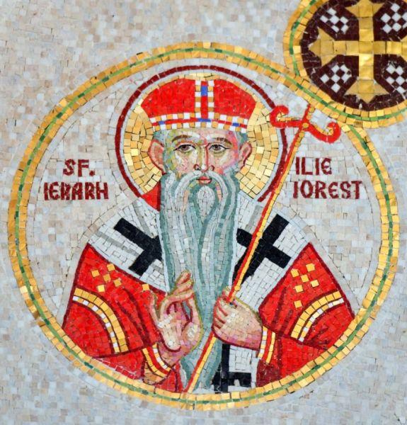 Sfântul Ierarh Mărturisitor Ilie Iorest (cca. 1600- 12 martie 1678) a fost un mitropolit al Transilvaniei - foto preluat de pe basilica.ro