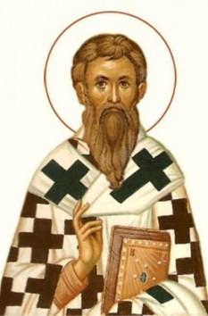 Sfântul Mucenic Irineu (grec. Irineu) a fost episcop în Cetatea Sirmium (astăzi Sremska Mitrovița, Serbia), din provincia romană Pannonia Inferioară, răspândind cu succes creștinismul în acele ținuturi și călăuzindu-i pe oameni pe calea mântuirii. Pe vremea marii persecuții împotriva creștinilor declanșată la ordinul împăratului Dioclețian, mărturisindu-și în continuare credința în Hristos și refuzând închinarea la idoli, Irineu a fost chinuit și martirizat prin decapitare, la 6 aprilie 304. Prăznuirea sa în Biserica Ortodoxă se face pe 6 aprilie, ziua în care și-a dat viața pentru credința creștină - foto:doxologia.ro