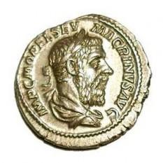 Marcus Opellius Macrinus (cca. 165 - 218) a fost împărat roman timp de 14 luni (11 aprilie 217- iunie 218) -  foto: ro.wikipedia.org