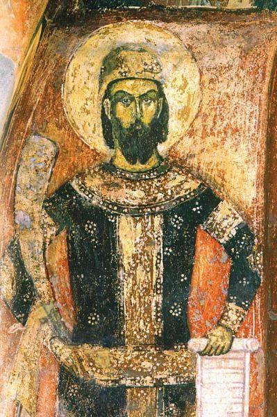 Marko Kralevici (c. 1335-1395) a fost de jure regele Serbiei în perioada 1371 - 1395, în timp ce, de facto, a condus doar un teritoriu în vestul Macedoniei în jurul oraşului Prilep - foto preluat de pe ro.wikipedia.org