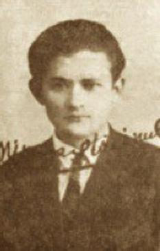 Mircea Streinul; (n. 2 ianuarie  1910 in localitatea Cuciurul-Mare, din fostul judet  Cernauti, azi in Ucraina - d. 17 aprilie 1945, Bucuresti) a fost un poet si prozator roman - foto: cersipamantromanesc.wordpress.com