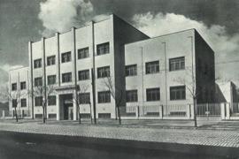 Monetăria Statului (1937) - foto preluat de pe www.e-architecture.ro