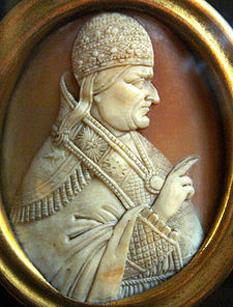 Papa Honoriu al IV-lea (nume civil: Giacomo Savelli, născut în jurul anului 1210 la Roma; d. 3 aprilie 1287 la Roma) a fost un papă al Romei - foto: ro.wikipedia.org
