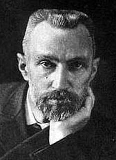 """Pierre Curie (n. 15 mai 1859 — d. 19 aprilie 1906) a fost un fizician francez, pionier în studiul radioactivității, laureat (împreună cu Antoine Henri Becquerel și Marie Curie) al Premiului Nobel pentru Fizică în 1903. Printre altele, împreună cu fratele său, Jacques Curie, a descoperit efectul piezoelectric în 1880. Motivația juriului Nobel """"ca apreciere pentru serviciile extraordinare oferite prin studiile asupra fenomenului radiației descoperit de profesorul Henri Becquerel."""" - foto: ro.wikipedia.org"""