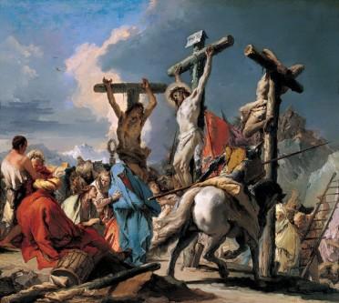 """""""Rastignirea"""" de Giovanni Battista Tiepolo - foto: ro.wikipedia.org"""