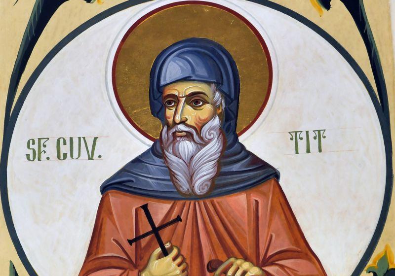 Tit, făcătorul de minuni (secolul al IX-lea) - foto preluat de pe ziarullumina.ro