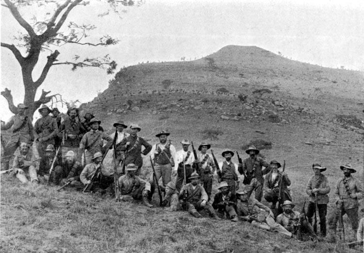 """""""Al Doilea Război al Burilor"""" - Comandouri bure la Spion Kop - foto: ro.wikipedia.org"""