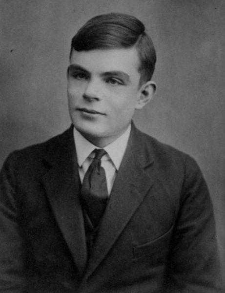 Alan Mathison Turing (n. 23 iunie 1912, Londra, Regatul Unit – d. 7 iunie 1954, Wilmslow(d), Cheshire, Regatul Unit) a fost un informatician, matematician, logician, criptanalist, filosof şi maratonist britanic - foto: ro.wikipedia.org