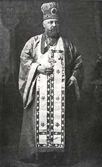Saint Alexis Toth (or Alexis of Wilkes-Barre; March 18, 1853, Kobylnice — May 7, 1909, Wilkes-Barre, Pennsylvania) was a Russian Orthodox church leader in the Midwestern United States - foto: en.wikipedia.org