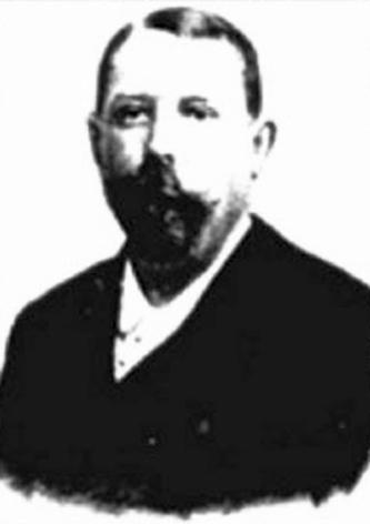 Alfons Oscar Saligny (n. 3 aprilie 1853, Focșani - d. 4 mai 1903, București) a fost un chimist român, membru corespondent al Academiei Române (1902), fratele lui Anghel Saligny și al Sofiei Saligny, respectiv fiul lui Alfred Saligny - foto: ro.wikipedia.org