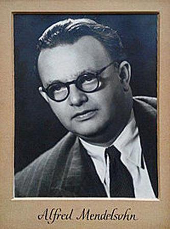 Alfred Mendelsohn (n. 17 februarie 1910, București – d. 9 mai 1966, București) a fost un compozitor și pedagog român de origine evreiască - foto: ro.wikipedia.org