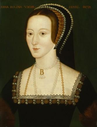 Anne Boleyn (1501/1507 – 19 mai 1536), a fost a doua soție a regelui Henric al VIII-lea al Angliei, cu care s-a căsătorit în ianuarie 1533, la numai patru luni după ce acesta a divorțat de Caterina de Aragon - foto: ro.wikipedia.org