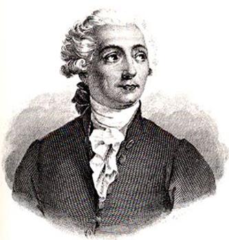 Antoine Laurent de Lavoisier (n. 26 august 1743; d. 8 mai 1794) a fost un chimist, filozof și economist francez. În 1771 s-a căsătorit cu Marie-Anne Pierrette Paulze care avea atunci 13 ani. Lavoisier a fost decapitat pe ghilotină de revoluționarii francezi - foto: ro.wikipedia.org