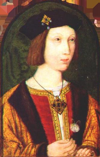 Arthur Tudor, Prinț de Wales (19/20 septembrie 1486 – 2 aprilie 1502) a fost primul fiu al regelui Henric al VII-lea al Angliei și a reginei Elisabeta de York și deci moștenitorul tronului Angliei. A murit însă înaintea tatălui său și Arthur nu a devenit niciodată rege. După moartea regelui Henric al VII-lea, tronul a trecut fratelui său mai mic, care a devenit regele Henric al VIII-lea al Angliei - foto: ro.wikipedia.org