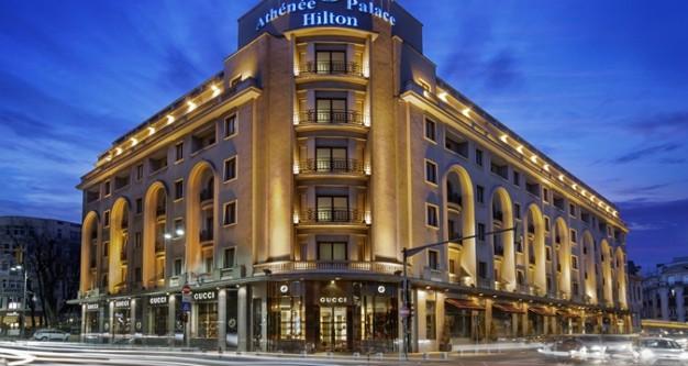 14 mai 1998: Este inaugurat in Bucuresti, primul hotel de cinci stele din Romania, Athénée Palace – Bucharest Hilton, construit in 1924 si extins in 1936, 1965 - foto: 3.hilton.com