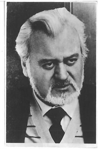Aurel Gurghianu (n. 11 mai 1924, Iclănzel, jud. Mureș - d. 28 sept. 1987, Cluj-Napoca) a fost un poet și traducător român, asociat cu gruparea de la revista clujeană Steaua - foto: ro.wikipedia.org