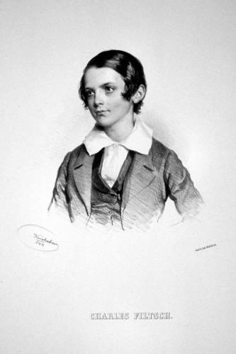 Carl Filtsch (* 28 mai 1830, Sebeșul Săsesc, Transilvania - † 11 mai 1845, Veneția) a fost una din cele mai importante personalități muzicale ale secolului al XIX-lea - in imagine, Carl Filtsch, 1844 - foto: ro.wikipedia.org