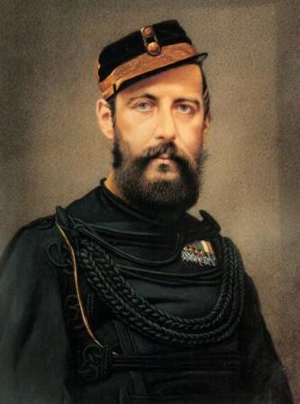 Carol al XV-lea (Carl Ludvig Eugen) (3 mai 1826 – 18 septembrie 1872) a fost rege al Suediei (sub numele de Carol al XV-lea) și rege al Norvegiei (sub numele de Carol al IV-lea) din 1859 până la moartea sa - in imagine, Carol al XV-lea în anii 1860 - foto: ro.wikipedia.org