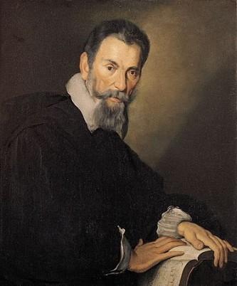 Claudio Zuan Antonio Monteverdi (botezat pe 15 mai 1567 în Cremona, d. 29 noiembrie 1643 în Veneția) a fost un compozitor, violonist și cântăreț italian - foto: ro.wikipedia.org
