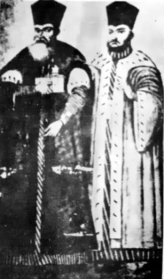 Constantin și Antioh Cantemir - foto: ro.wikipedia.org