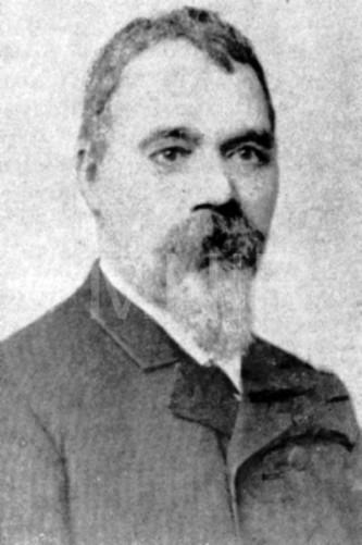 """Constantin Dimitrescu-Severeanu (n. 4 sau 7 mai 1840, Turnu Severin - d. 1930, București) a fost un chirurg român. A fost elevul lui Carol Davila și profesor la Facultatea de medicină din București. Are meritul de a fi format o școală chirugicală modernă, în a doua jumătate a secolul XIX. A înființat """"Gazeta medico-chirugicală"""" (1870) și a contribuit la întemeiarea revistei """"Progresul medical român"""". A fost unul dintre primii medici care au intordus antisepsia listeriană în medicina românească, iar în 1897 a început să utilizeze razele X în chirurgie - foto: galeriaportretelor.ro"""