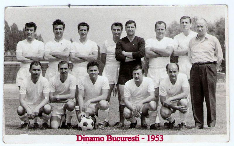 Dinamo București în sezonul 1953 - foto: ro.wikipedia.org