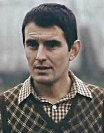 Dinu Manolache (n. 13 mai 1955, Rogova, județul Mehedinți - d. 3 septembrie 1998, București) a fost un actor român de teatru și film - foto: ro.wikipedia.org