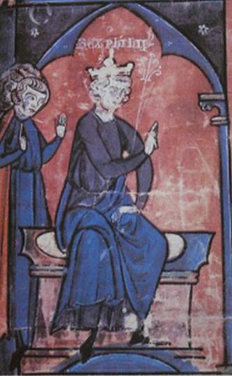 Filip I (franceză Philippe I; 23 mai 1052 — 29 iulie 1108) a fost rege al francilor din 1060 până la moartea sa. Domnia sa, ca a celor mai mulți dintre Capețienii de început, a fost extraordinar de lungă pentru acele timpuri - foto: ro.wikipedia.org