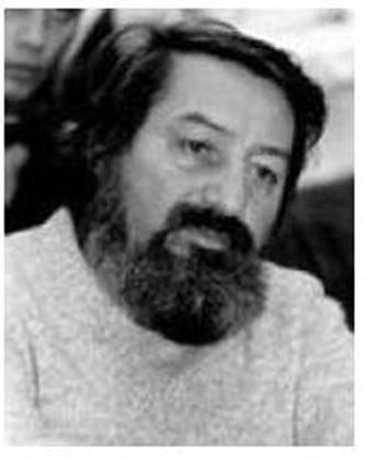 Gheorghe Istrate (n. 1940, satul Limpeziş, judeţul Buzău), poet şi publicist român - foto: cersipamantromanesc.wordpress.com