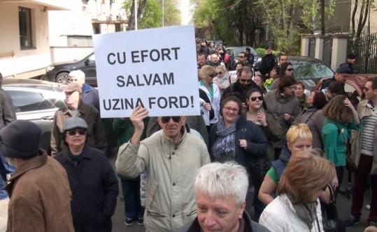 """Grupul Floreasca, """"Marș Verde Pentru Cartierul Floreasca"""", 2 aprilie 2016 - foto: epochtimes-romania.com"""