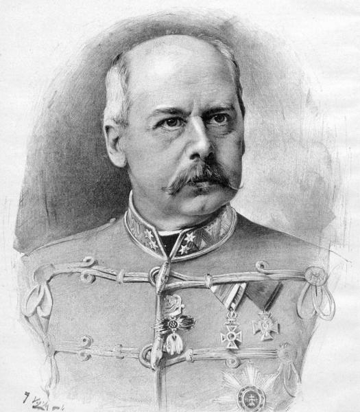 Count Gustav Siegmund Kálnoky (Hungarian: gróf Kálnoky Gusztáv Zsigmond) (December 29, 1832 – February 13, 1898), was an Austro-Hungarian statesman - foto preluat de pe en.wikipedia.org