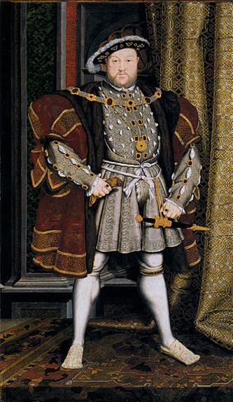 Henric al VIII-lea (engleză Henry VIII) (n. 28 iunie 1491 – d. 28 ianuarie 1547) a fost rege al Angliei din 21 aprilie 1509 până la moartea sa - foto: ro.wikipedia.org