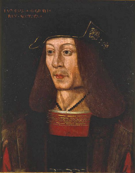 James IV (17 March 1473 – 9 September 1513) - foto: en.wikipedia.org