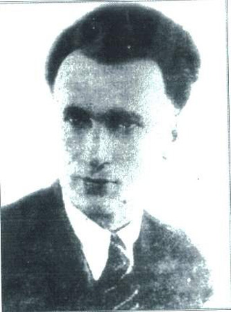 Ion Breazu, (n. 1901 - d. 11 mai 1958), istoric și critic literar - foto: cersipamantromanesc.wordpress.com