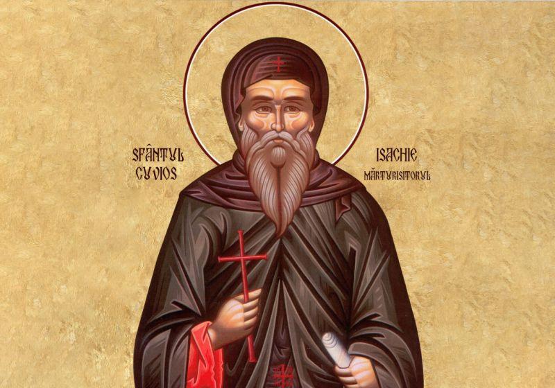 Sf. Cuv. Isaachie Mărturisitorul (sec. IV) - foto preluat de pe ziarullumina.ro