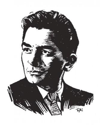 Laurenţiu Cerneţ (pseudonimul lui Laurenţiu Bobleanţă), (n. 11 mai 1931, Cerneţi-Mehedinţi), prozator român - foto: hgwells.ro