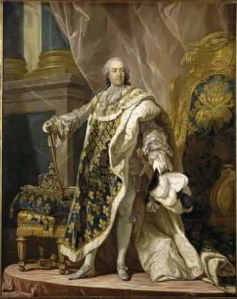 """Ludovic al XV-lea (15 februarie 1710 – 10 mai 1774), denumit """"Cel Mult Iubit"""" (fr.: le Bien-Aimé), a fost rege al Franței și Navarei din 1715 până în 1774 - foto: ro.wikipedia.org"""