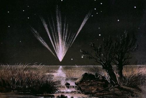Marea Cometa din 1861 - foto: en.wikipedia.org