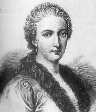 Maria Gaetana Agnesi (n. 16 mai 1718, Milano - d. 9 ianuarie 1799 Milano) a fost o matematiciană, lingvistă și filozoafă italiană - foto: ro.wikipedia.org