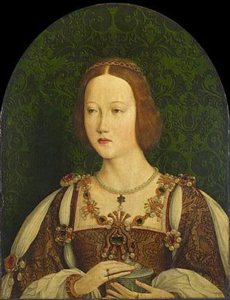 Maria Tudor (18 martie 1496 – 25 iunie 1533) a fost sora mai mică a regelui Henric al VIII-lea al Angliei și regină a Franței în timpul mariajului ei cu Ludovic al XII-lea al Franței. După moartea acestuia, s-a căsătorit cu Charles Brandon, Primul Duce de Suffolk - foto: ro.wikipedia.org