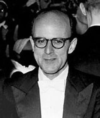 Max Ferdinand Perutz (n. 19 mai 1914; d. 6 februarie 2002) a fost un chimist britanic, laureat al Premiului Nobel pentru chimie (1962) - foto: ro.wikipedia.org