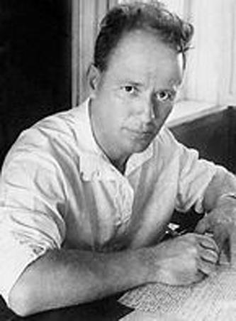 Mihail Alexandrovici Șolohov (rusă: Михаи́л Алекса́ндрович Шо́лохов) (n. 11 mai 1905 - d. 21 februarie 1984), a fost un scriitor cazac, laureat al Premiului Nobel pentru Literatură pe anul 1965 - Mihail Șolohov în 1938 - foto: ro.wikipedia.org