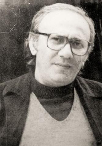 Mircea Ciobanu, (n. Mircea Sandu, 13 mai 1940, București - d. 22 aprilie 1996, București) a fost un poet, prozator, editor, traducător și eseist român - foto: ziarullumina.ro