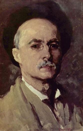 """Nicolae Grigorescu, """"Autoportret"""" - foto: ro.wikipedia.org"""